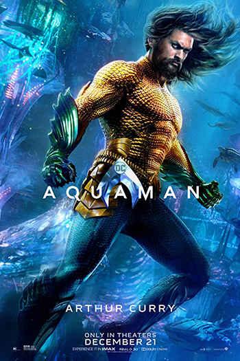دانلود زیرنویس فیلم Aquaman 2018