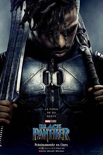 دانلود زیرنویس فیلم Black Panther 2018