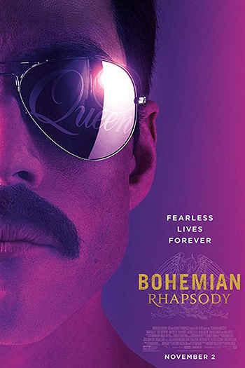 دانلود زیرنویس فیلم Bohemian Rhapsody 2018