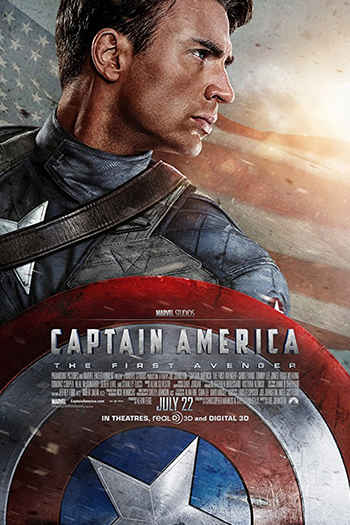 Captain America - The First Avenger 2011