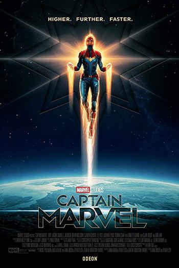 دانلود زیرنویس فیلم Captain Marvel 2019