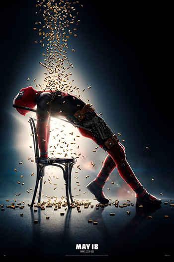 دانلود زیرنویس فیلم Deadpool 2 2018