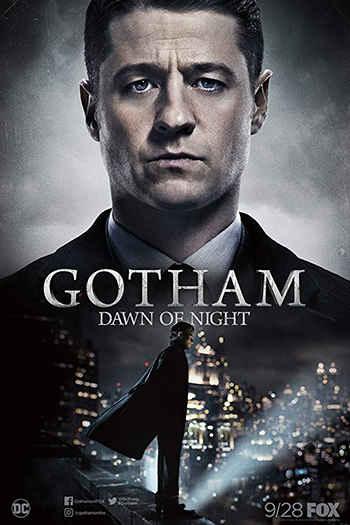 دانلود زیرنویس سریال Gotham