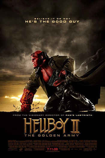 Hellboy II - The Golden Army 2008