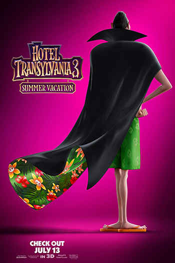 Hotel Transylvania 3 - Summer Vacation 2018