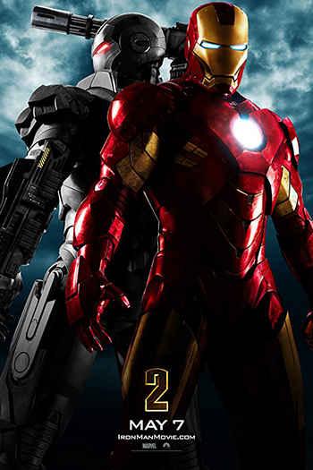دانلود زیرنویس فیلم Iron Man 2 2010