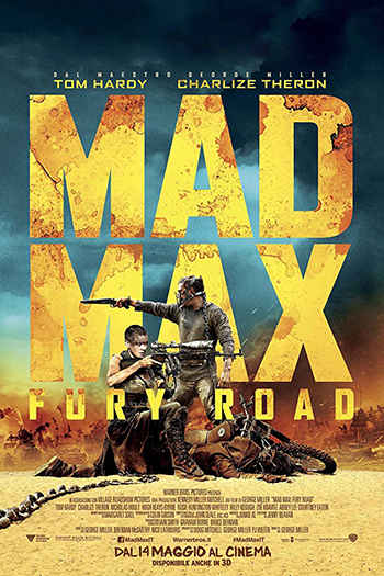 Mad Max - Fury Road 2015