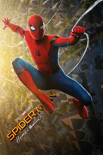 Spider-Man - Homecoming 2017
