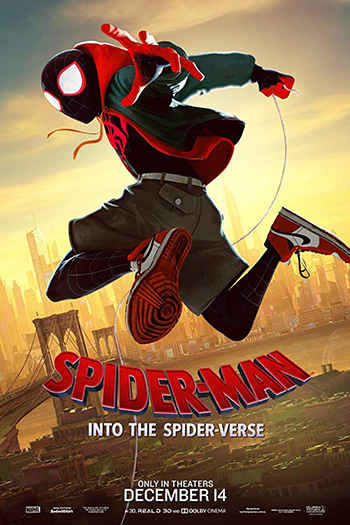 Spider-Man - Into the Spider-Verse 2018