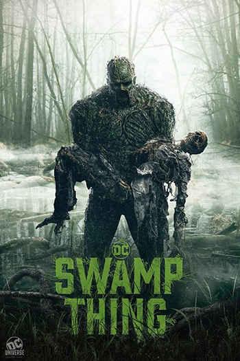 دانلود زیرنویس سریال Swamp Thing