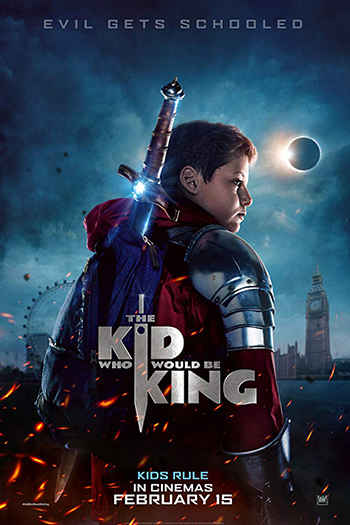 The Kid Who Would Be King 2019