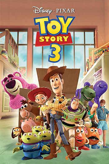 دانلود زیرنویس انیمیشن Toy Story 3 2010
