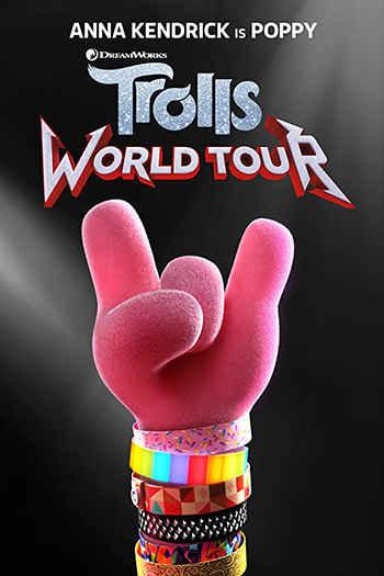 دانلود زیرنویس انیمیشن Trolls World Tour 2020