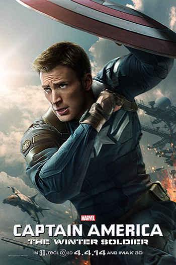 دانلود زیرنویس فیلم Captain America: The Winter Soldier 2014