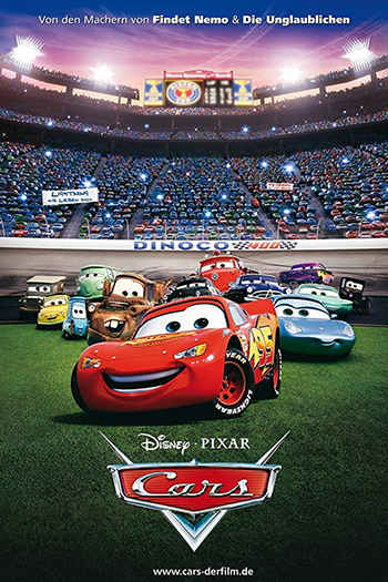 دانلود زیرنویس انیمیشن Cars 2006