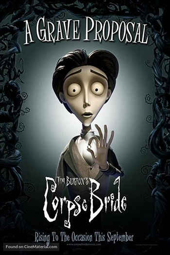 دانلود زیرنویس انیمیشن Corpse Bride 2005
