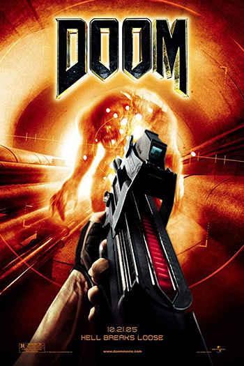 دانلود زیرنویس فیلم Doom 2005