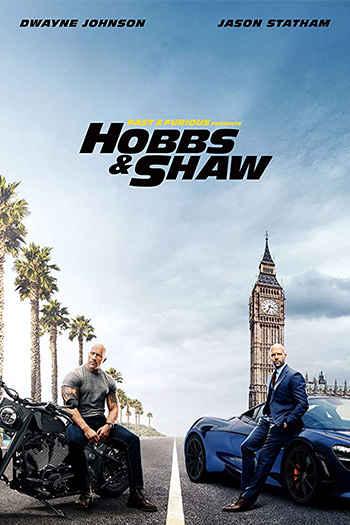 دانلود زیرنویس فیلم Fast & Furious: Hobbs & Shaw 2019