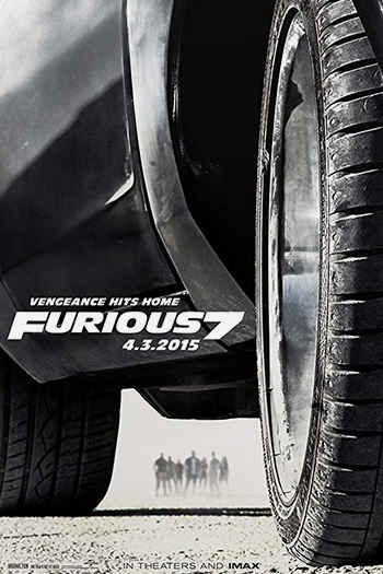 دانلود زیرنویس فیلم Furious 7 2015