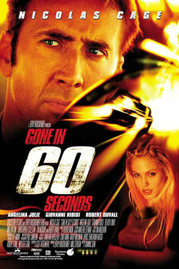 Gone in 60 Seconds 2000