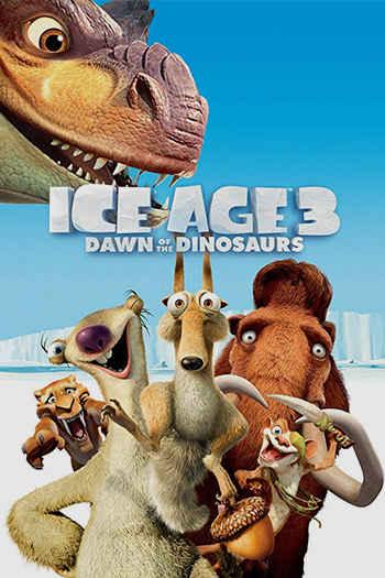 دانلود زیرنویس انیمیشن Ice Age 3: Dawn of the Dinosaurs 2009