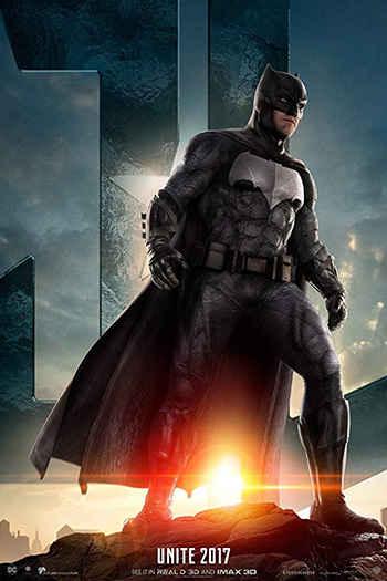 دانلود زیرنویس فیلم Justice League 2017
