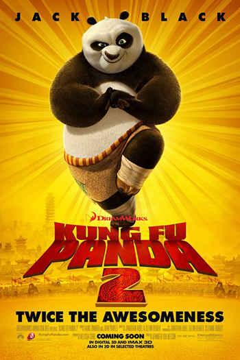 دانلود زیرنویس انیمیشن Kung Fu Panda 2 2011