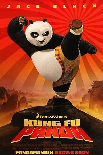 دانلود زیرنویس انیمیشن Kung Fu Panda 2008