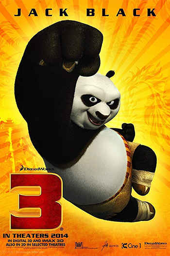 دانلود زیرنویس انیمیشن Kung Fu Panda 3 2016