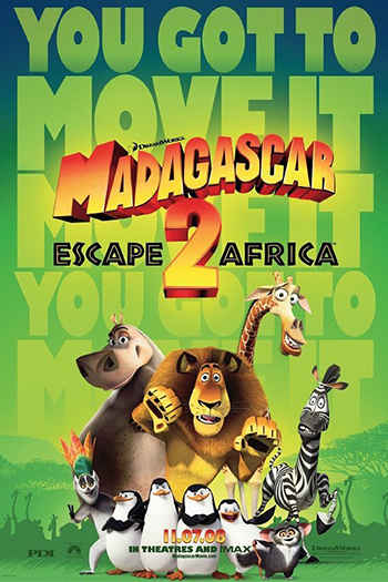 Madagascar 2: Escape Africa 2008