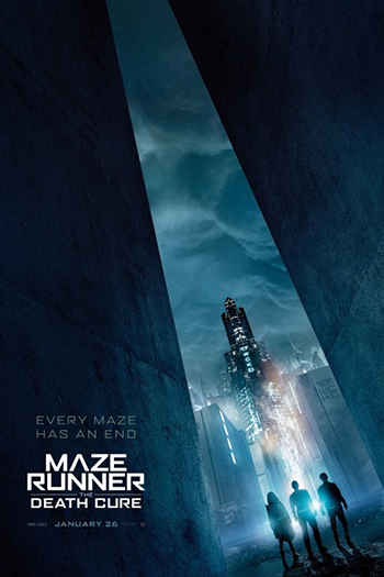 Maze Runner:The Death Cure 2018