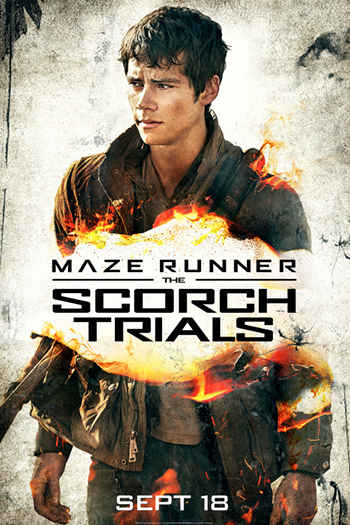 Maze Runner: The Scorch Trials 2015