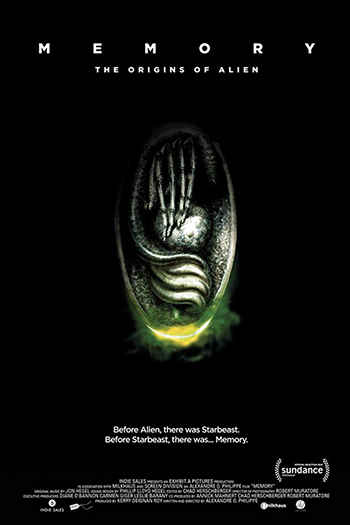 Memory: The Origins of Alien 2019