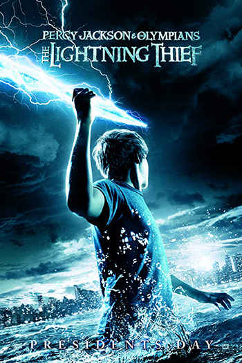 Percy Jackson: the Lightning Thief 2010