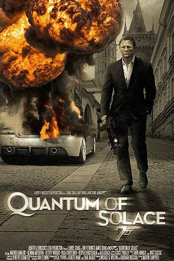 دانلود زیرنویس فیلم Quantum of Solace 2008
