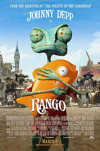 دانلود زیرنویس انیمیشن Rango 2011