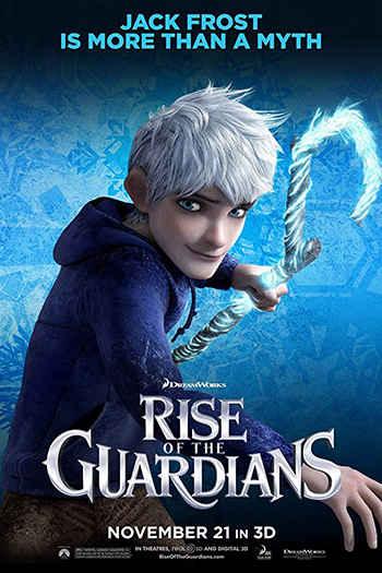 دانلود زیرنویس انیمیشن Rise of the Guardians 2012