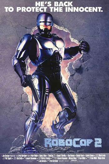 دانلود زیرنویس فیلم RoboCop 2 1990