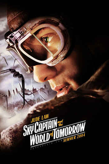 دانلود زیرنویس فیلم Sky Captain and the World of Tomorrow 2004