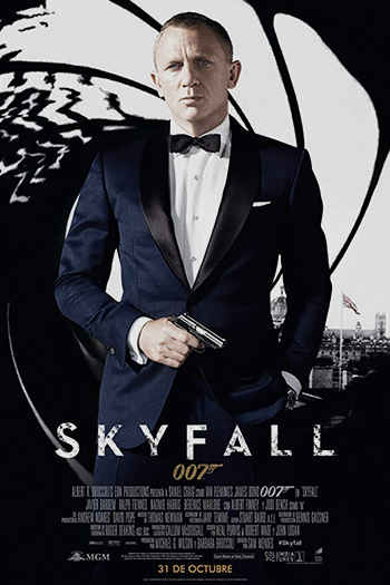 دانلود زیرنویس فیلم Skyfall 2012