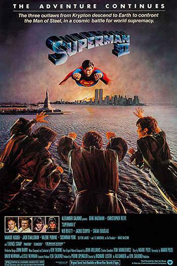 دانلود زیرنویس فیلم Superman II 1980