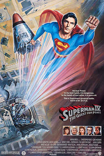 Superman IV:The Quest for Peace 1987