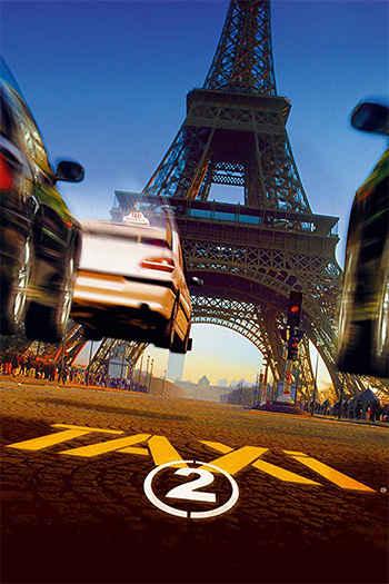 Taxi 2 2000