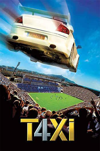 دانلود زیرنویس فیلم Taxi 4 2007