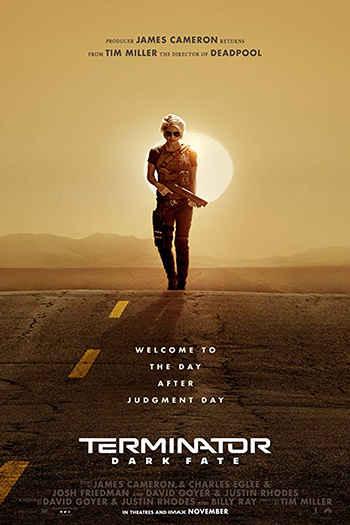 دانلود زیرنویس فیلم Terminator: Dark Fate 2019