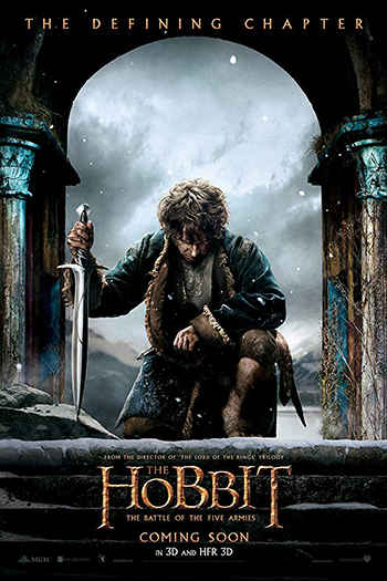 دانلود زیرنویس فیلم The Hobbit: The Battle of the Five Armies 2014