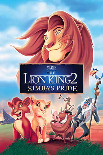 The Lion King II: Simbas Pride 1998