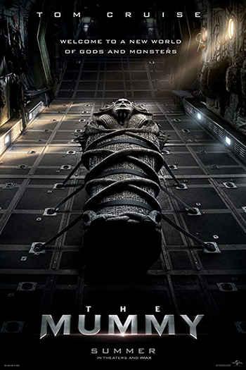 دانلود زیرنویس فیلم The Mummy 2017