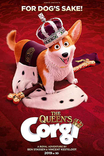 The Queens Corgi 2019