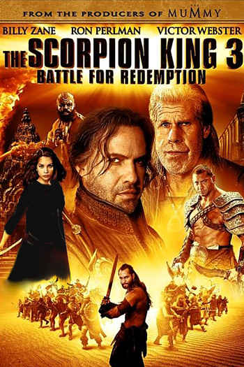 دانلود زیرنویس فیلم The Scorpion King 3: Battle for Redemption 2012